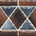 Mosaic Waterline tile