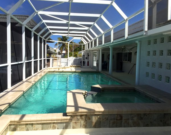 Central Florida West Coast Swimming Pool Renovation Pool Resurfacing