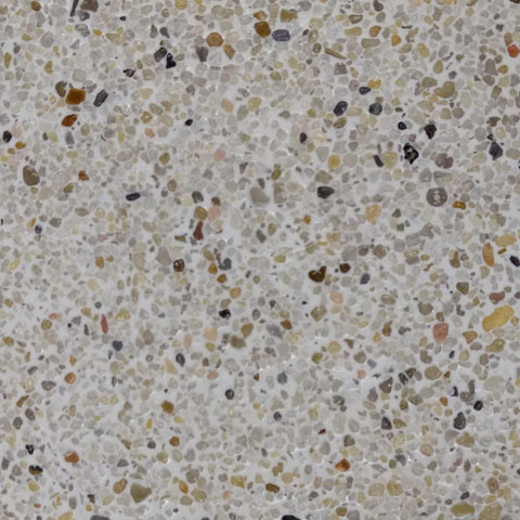 White PebbleStone