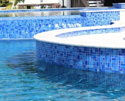 Luv Tile - Pool Renovation