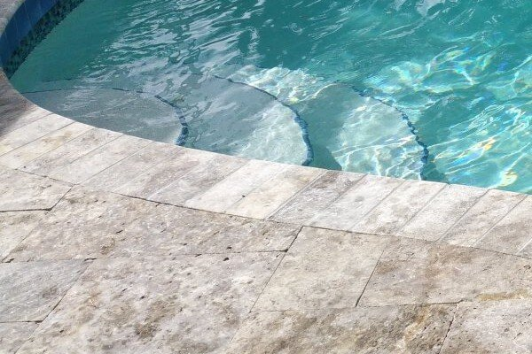Pool Decks and Pavers by Mr. Marcite - Travertine